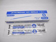 12 refill for UNI-BALL Jetstream SXR-71 0.7mm ball ballpoint pen BLUE