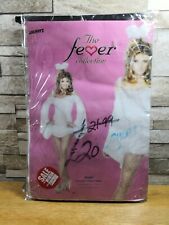 SMIFFYS FEVER SEXY ANGEL COSTUME SIZE 10 - 12 BRAND NEW IN PACKET