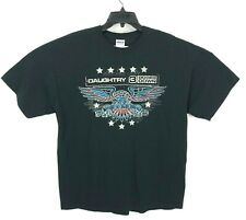 Daughtry 3 Doors Down Black 2013 Tour T Shirt Men Size Extra Large XL