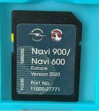 2020 VAUXHALL OPEL CHEVROLET MAP SAT NAV SD CARD UPDATE NAVI 900 600 UK EUROPE