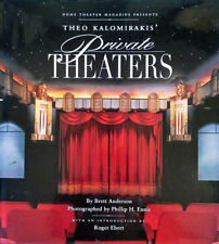PRIVATE THEATERS - THEO KALOMIRAKIS - HARDBACK WITH DUST JACKET - 1997
