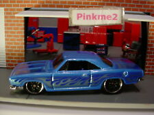 '68 PLYMOUTH BARRACUDA FORMULA S✰blue✰Multipack exclusive?✰2018 Hot Wheels LOOSE