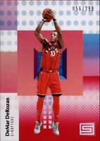 2017-18 Panini Status Red Basketball Parallel Singles /299 (Pick Your Cards)
