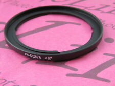 67mm Mount Adapter Lens Filter Ring For Canon PowerShot SX50,SX40,SX30 FA-DC67A
