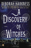 A Discovery of Witches (All Souls Trilogy), Very Good Condition Book, Harkness,