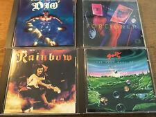 VERY BEST OF [4 CD Alben]  Saga + Rainbow + DIO + Foreigner