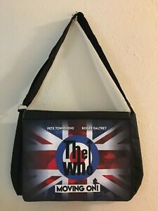 The Who Messenger Bag - Exclusive 2019 VIP Package Merchandise