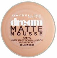 Maybelline New York Dream Matte Mousse Foundation 18 ml - Choose Shade