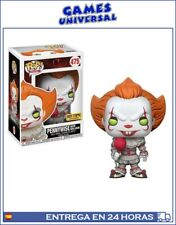 Funko Pop Pennywise With Balloon Hot Topic Metalizazo Eclusive 475