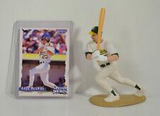 1997 Mark McGwire Oakland A's #25 Jersey Starting Lineup Figure Baseball SLU