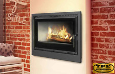ARKE 95 Wood Burning Fan Assisted stove/Fireplace/Cassette Insert - 14kw