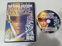 Mario Maniaq Sbm - Set PC Cd-Rom Spanien - Am