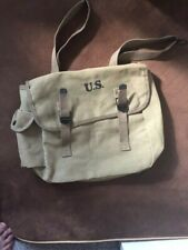 WW2 AIRBORNE MUSETTE BAG STAGE PROP