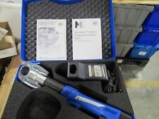 Millipore NovaSeal Battery Powered Crimping Tool w/ Charger NM0025