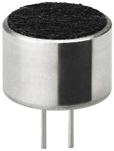 Elektret-Mikrofonkapsel MCE-400 Kugelcharakteristik