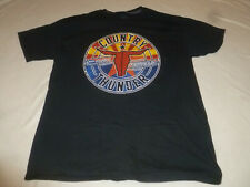 Country Thunder Musical Festivals Concert Shirt Jason Aldean Toby Keith Size L >