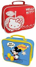 Disney Plastic Lunchboxes & Bags