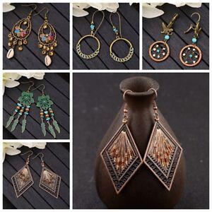 1Pair Elegant Women Lady Hook Drop Fashion Earrings Ear Stud Dangle Jewelry Gift