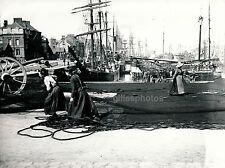FECAMP - Femmes Halant Filets de Pêche Normandie - Div 1979