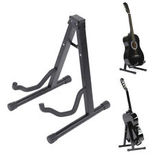 A Frame Universal Foldable Guitar Stand Fits ALL Guitars Acoustic Electric Bass