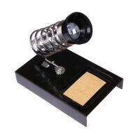 Support de Fer à Souder Universel avec éponge soudure soudage électronique
