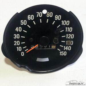 TESTED 70-73 Camaro Z28 150 MPH Speedometer SS RS Berlinetta Chevy Speedo 74 75