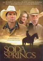Soda Springs (DVD, 2012) Jay Pickett, Victoria Pratt, Michael Bowen