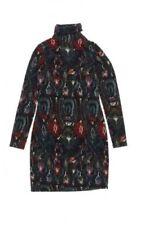 Knielange Esprit Damenkleider mit Rollkragen