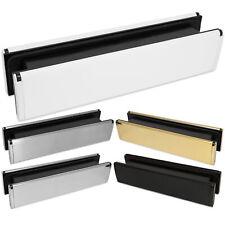 "12"" Inch uPVC Door Letterbox Letter Plate PVC Double Glazing Premium Quality"