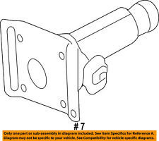GM OEM-Spare Tire Wheel Jack Assy 20932904