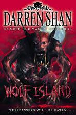 NEW  FIRST EDITION - DEMONATA (8) WOLF ISLAND - DARREN SHAN paperback
