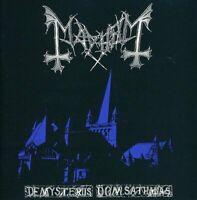 Mayhem - De Mysteriis Dom Sathanas [CD]