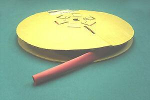 """3M Heat Shrink Tubing, FP301, 1""""/1.0"""" diameter, Red, 100'/Foot Roll, Best-Buy"""