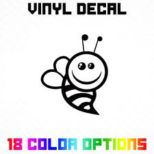 Bumblebee Decal Sticker | Cute Bee SUV Car Window Laptop Vinyl Decal