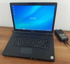 Notebook Sony Vaio VGN-BZ11XN Win7 Fingerprint Wlan Cardreader Bluetooth 100GB