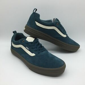 Vans Men's Shoes ''Kyle Walker Pro'' (Dark Gum)--Atlantic/Dove