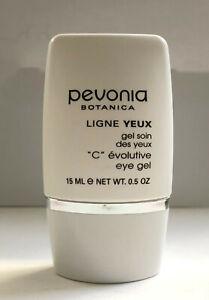 Pevonia C Evolutive Eye Gel  Travel Size - 15 ml / 0.5 oz
