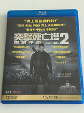 The Raid 2 (2014) (Blu-ray) Uwais Iko  Yayan Ruhian Putra Arifin Eng Sub