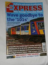 Rail Express Magazine no 91, December 2003.