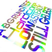 Frontscheibenaufkleber goodlife Hologramm Slick Oil Farben 430 Motive NEW STYLE