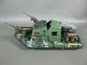 Vintage 1986 Lanard The Corps Attack River Patrol Boat HD37 1/18 Scale Complete