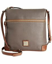 Dooney & Bourke Pebble Grain Crossbody Elephant R264el