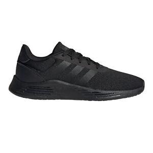 adidas Lite Racer 2.0 Kids Sports Trainer Shoe Black