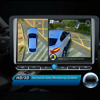 375ac9782 3D HD 360 degree Surround View System With DVR Parking monitoring G-sensor