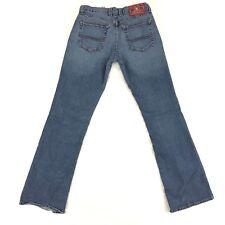 Lucky Brand Jeans Dungarees Boot Cut Stretch Denim Med Womens Sz 6/28 Waist 29