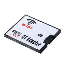 Micro SD Card TF to Wifi CF Compact Flash Card Kit Memory Card WIFI Adapter