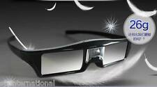 1X Universal Rechargeable DLP Link Ready Active Shutter 3D Glasses for Projector