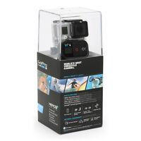 GoPro HERO3+ Black Edition Waterproof 4K Camera Camcorder& WiFi Remote CHDHX-302