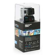 GoPro HERO3+ Black Edition Waterproof 4K Camera Camcorder& WiFi Remote CHDHX-302
