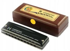 Suzuki Harmonica Promaster Hammond HA-20 Professional 10-Hole Diatonic japan